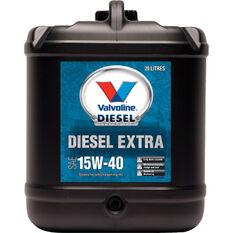 Diesel Extra Engine Oil - 15W-40, 20 Litre, , scanz_hi-res