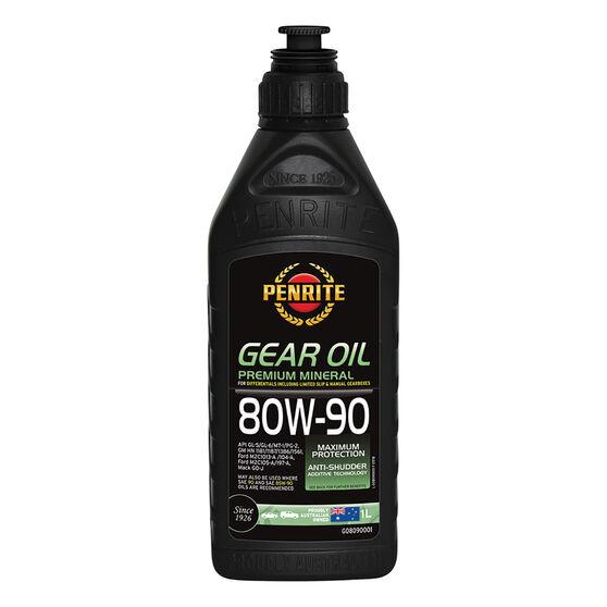 Penrite Gear Oil - 80W-90, 1 Litre, , scanz_hi-res
