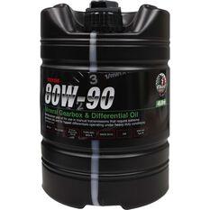 Tanoa Gear Oil - 80W-90, 4 Litre, , scanz_hi-res