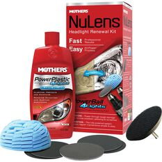 Mothers NuLens Renewal Headlight Kit, , scanz_hi-res