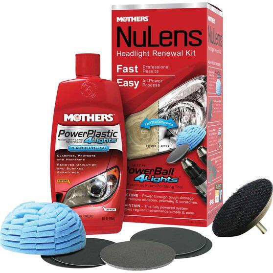 Mothers NuLens Renewal Headlight Kit, , scanz_hi-res