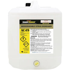 Trade Direct Water Based Citrus Biodegradable Degreaser - 20 Litre, , scanz_hi-res