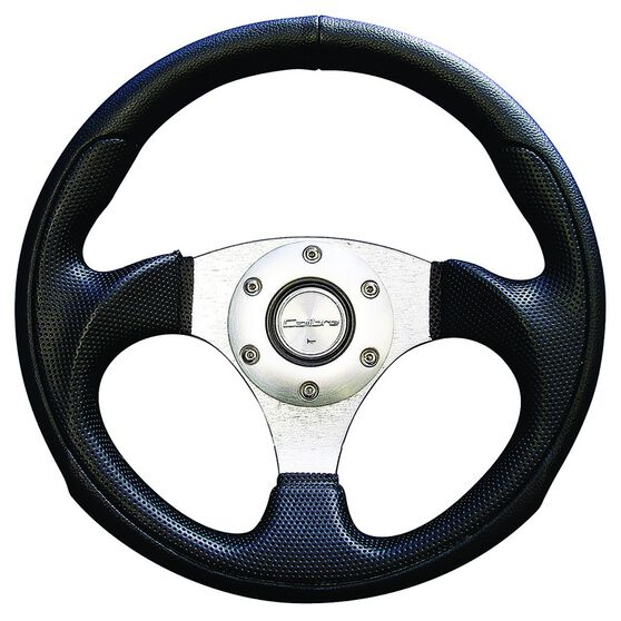 SAAS Steering Wheel - Racer, 320mm, , scanz_hi-res