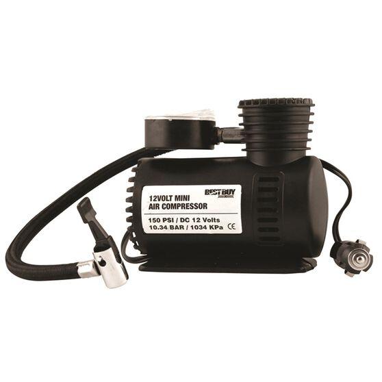 12 Volt Air Compressor - Mini, , scanz_hi-res
