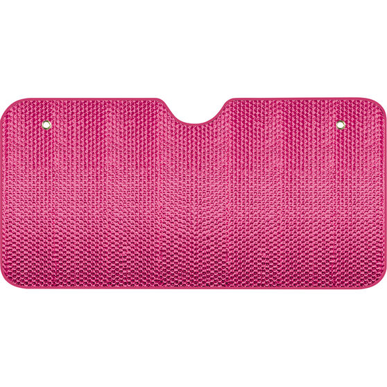 Bubble Sunshade - Pink, Accordion, Front, , scanz_hi-res