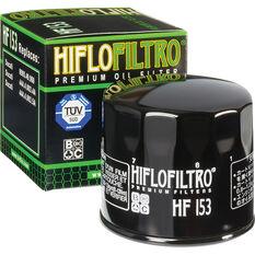 HifloFiltro Motorcycle Oil Filter HF153, , scanz_hi-res