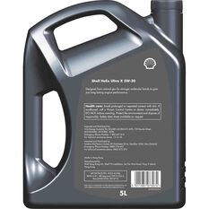 Shell Helix Ultra X Engine Oil 5W-30 5 Litre, , scanz_hi-res