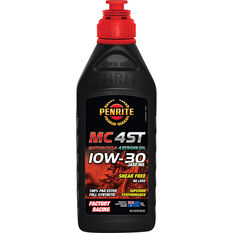 Penrite MC-4ST PAO & Ester Motorcycle Oil 10W-30 1 Litre, , scanz_hi-res