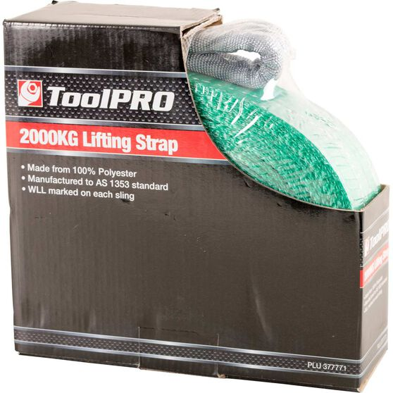 ToolPRO Lifting Strap Webbing - 2000kg, , scanz_hi-res