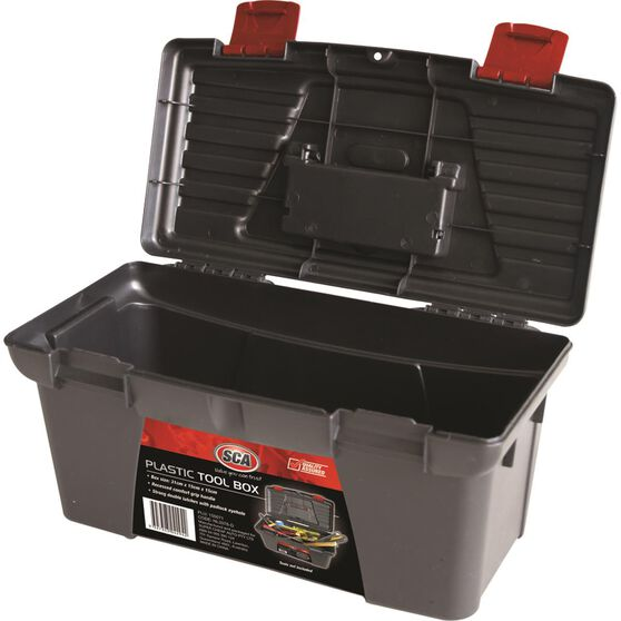 Tool Box - Plastic, 30cm, , scanz_hi-res