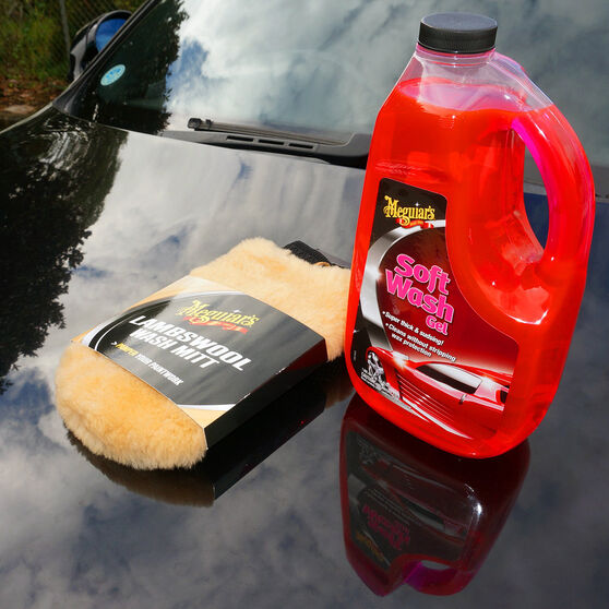 Meguiar's Soft Wash Gel - 1.89 Litre, , scanz_hi-res