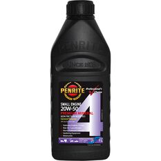 Penrite Small Engine 4 Stroke Engine Oil 20W-50 1 Litre, , scanz_hi-res