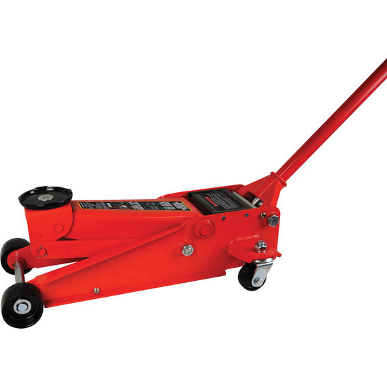 SCA Hydraulic Double Pump Trolley Jack - 2000kg, , scanz_hi-res