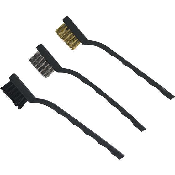 SCA Wire Brush Set - 3 Piece, , scanz_hi-res