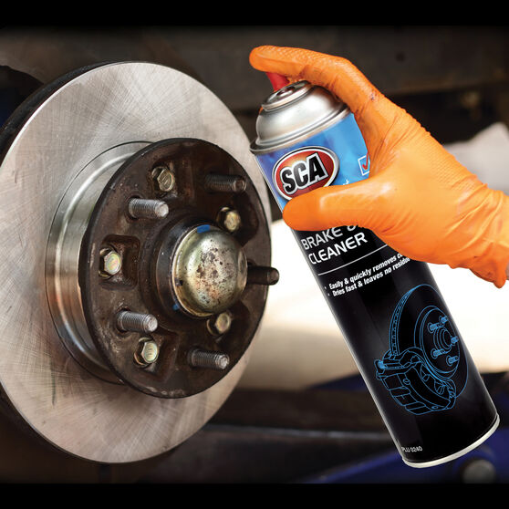 SCA Brake and Parts Cleaner - 400g, , scanz_hi-res