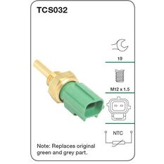 Tridon Coolant Temperature Sensor - TCS032, , scanz_hi-res