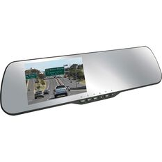 720p Mirror Mounted Dash Cam, , scanz_hi-res