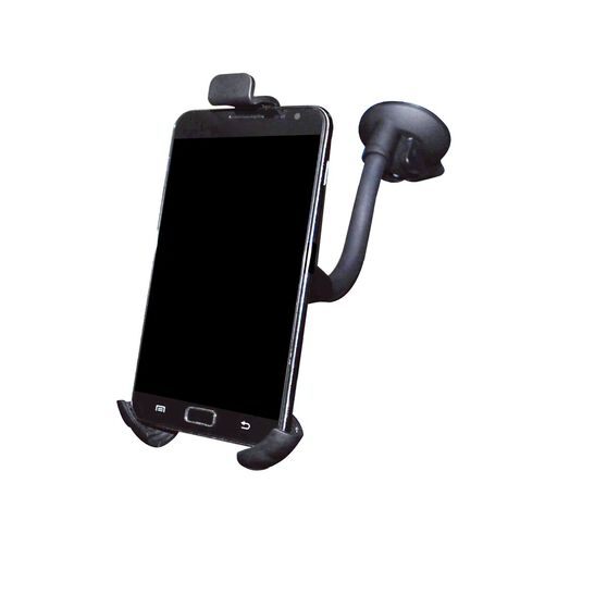 SCA Phone Holder - Suction Mount, Black, , scanz_hi-res