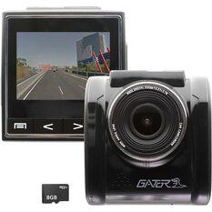 1080p HD Dash Cam with GPS & 8GB Micro SD Car, , scanz_hi-res