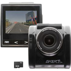 Gator HD 1080p In-Car Dash Cam with GPS - GHDVR379, , scanz_hi-res