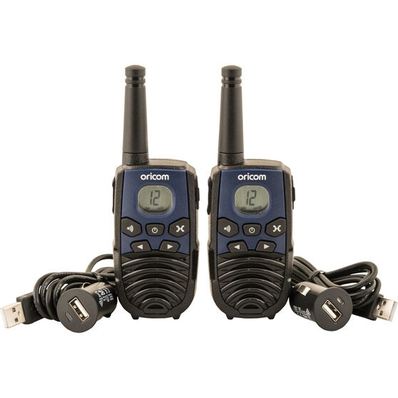 Oricom UHF CB Radio 1W 2 Pack PMR1295, , scanz_hi-res