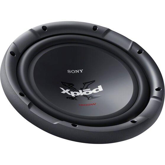 Sony 12 Inch Subwoofer - 1800W, XSNW1201, , scanz_hi-res
