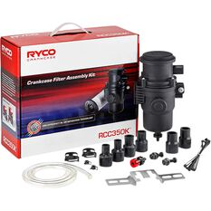 Ryco RCC350K Crankcase Filter Assembly Kit, , scanz_hi-res