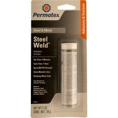 Permatex Steel Weld - 2 oz, , scanz_hi-res