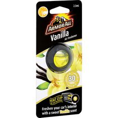 Armor All Vent Air Freshener - Vanilla, 2.5mL, , scanz_hi-res