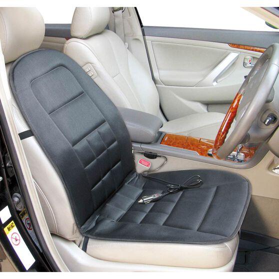 Sca Heating Seat Cushion Black 12v Single Supercheap Auto New