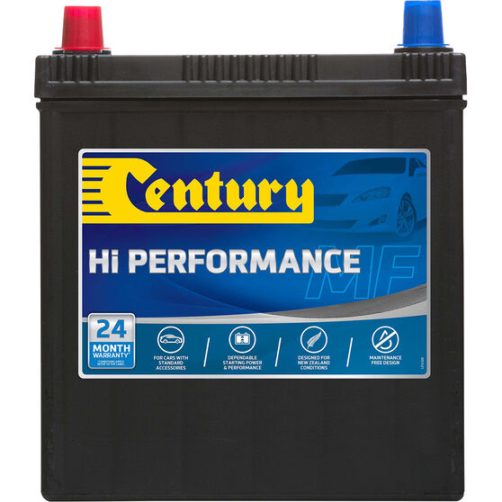 Century High Performance Car Battery NS40Z MF, , scanz_hi-res
