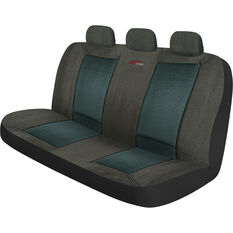 Urban Seat Covers - Grey Adjustable Zips Rear Size 06H, , scanz_hi-res