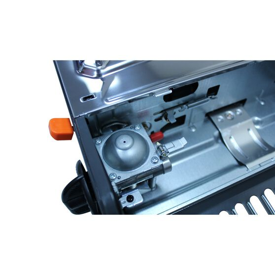 Butane Stove - Double Burner, Steel Plate, , scanz_hi-res