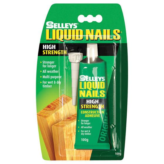 Adhesive Liquid Nails - 100g, , scanz_hi-res