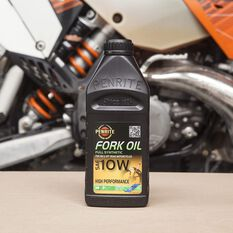 Penrite Motorcycle Fork Oil 10W 1 Litre, , scanz_hi-res