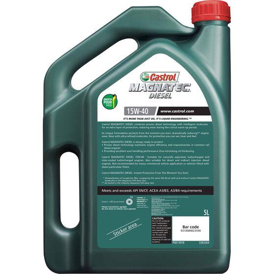 Magnatec Diesel Engine Oil - 15W-40, 5 Litre, , scanz_hi-res