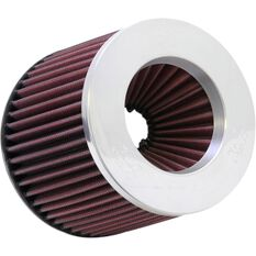 K&N Pod Air Filter - 3 inch, Polished, KNRR-3003, , scanz_hi-res