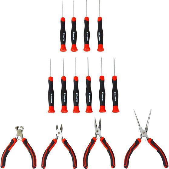 ToolPRO Precision Tool Set - 14 Pieces, , scanz_hi-res