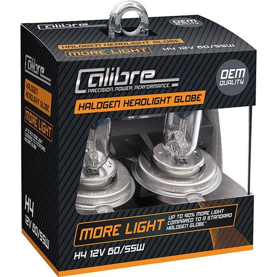 Calibre Headlight Globe Plus 90 - H4, 12V, 60 / 55W, , scanz_hi-res