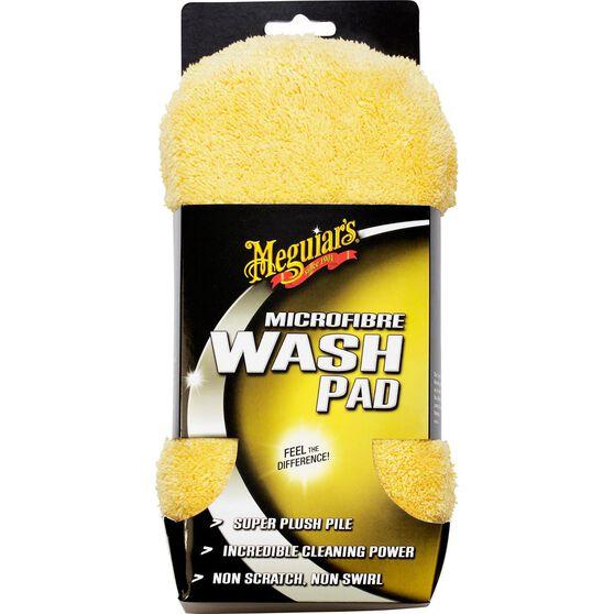 Meguiar's Microfibre Wash Pad, , scanz_hi-res