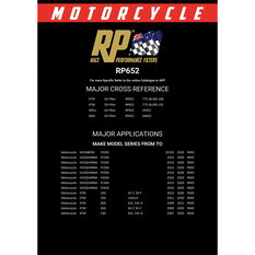 Race Performance Motorcycle Oil Filter - RP652, , scanz_hi-res