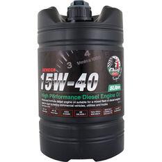 Chief Seneca Diesel Engine Oil - 15W-40 5 Litre, , scanz_hi-res