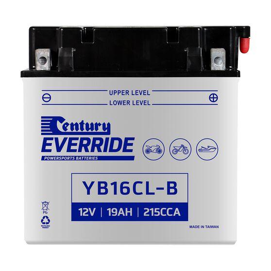 Century Powersports Battery YB16CL-B, , scanz_hi-res