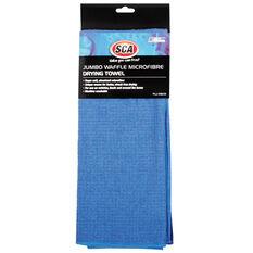 SCA Jumbo Waffle Microfibre Towel, , scanz_hi-res