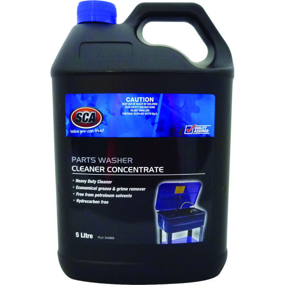 SCA Parts Washer Concentrate - 5 Litre, , scanz_hi-res