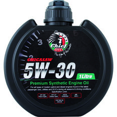 Chief Chicasaw Engine Oil - 5W-30 1 Litre, , scanz_hi-res
