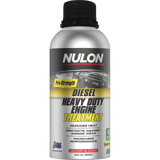 Nulon Pro Strength Heavy Duty Diesel Engine Treatment 500mL, , scanz_hi-res