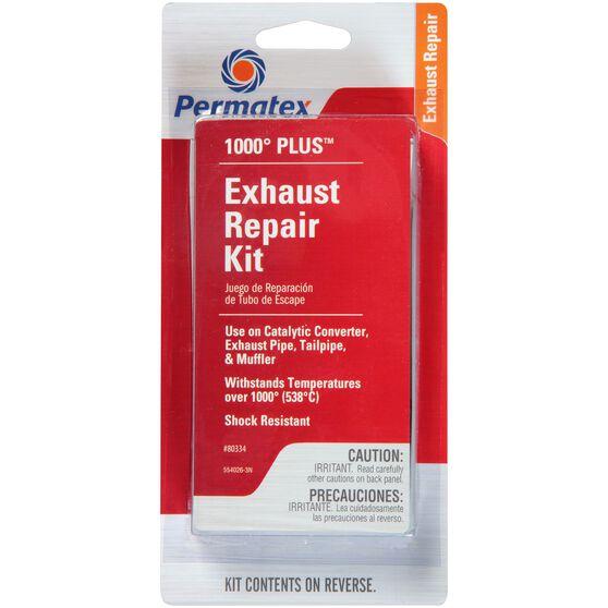 Permatex 1000 Degree Plus Exhaust Repair Kit, , scanz_hi-res