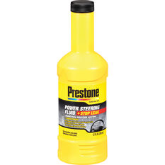 Prestone Power Steering Fluid with Stop Leak 355mL, , scanz_hi-res