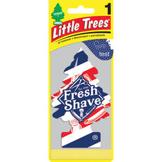 Little Trees Air Freshener - Fresh Shave, , scanz_hi-res